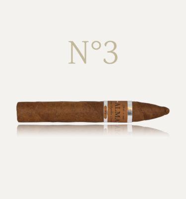Présentation du Cigare Alma Cigarros N3