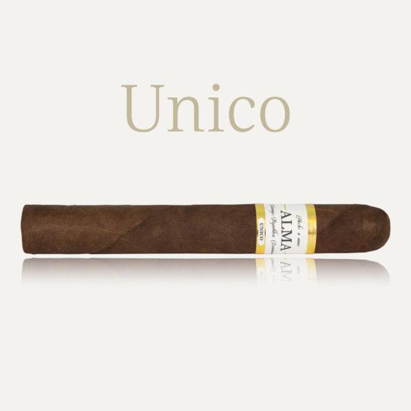 Présentation du Cigare Alma Cigarros Unico