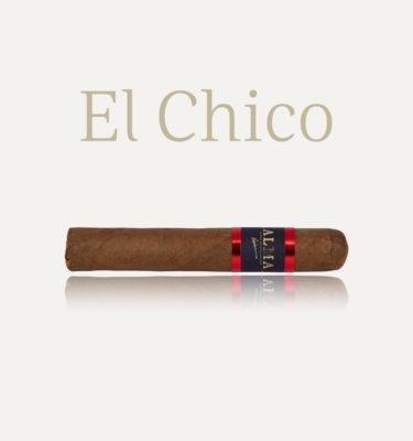 Présentation du Cigares Alma Cigarros El Chico
