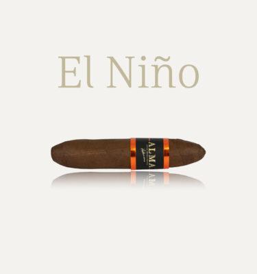 Présentation du Cigare Alma Cigarros El Nino