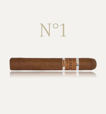 Présentation du Cigare Alma Cigarros N1